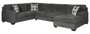 Ballinasloe 3Piece Sectional with Chaise 80703S2