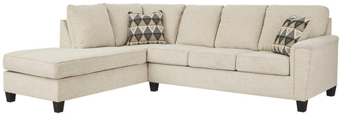 Abinger 2Piece Sectional with Chaise 83904S1 By Ashley Furniture from sofafair