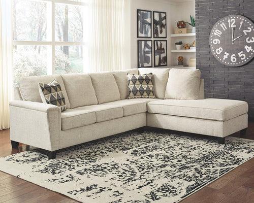Abinger 2Piece Sectional with Chaise 83904S2 By Ashley Furniture from sofafair