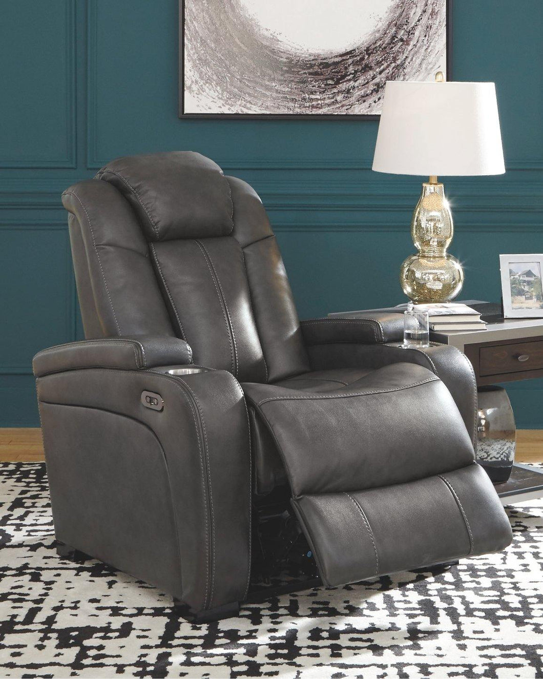 Turbulance Power Recliner 8500113 By Ashley Furniture from sofafair