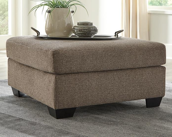Dalhart Oversized Accent Ottoman 8570408 By Ashley Furniture from sofafair