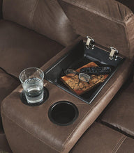 Load image into Gallery viewer, Jesolo Reclining Loveseat with Console 8670494