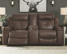 Load image into Gallery viewer, Jesolo Reclining Loveseat with Console 8670494 By Ashley Furniture from sofafair