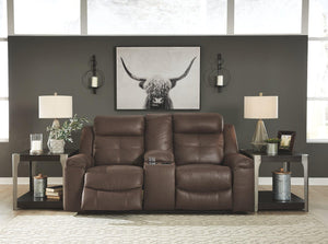 Jesolo Reclining Loveseat with Console 8670494