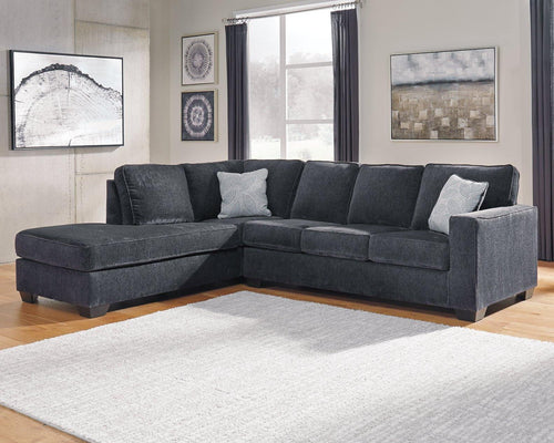 Altari 2Piece Sectional with Chaise 87213S1 By Ashley Furniture from sofafair