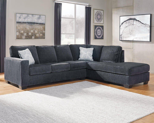 Altari 2Piece Sectional with Chaise 87213S2 By Ashley Furniture from sofafair