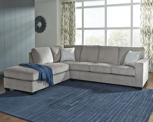Altari 2Piece Sectional with Chaise 87214S1 By Ashley Furniture from sofafair