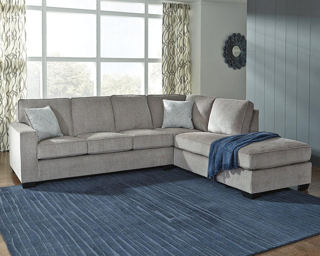 Altari 2Piece Sectional with Chaise 87214S2 By Ashley Furniture from sofafair