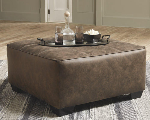 Abalone Oversized Accent Ottoman 9130208 By Ashley Furniture from sofafair