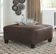 Load image into Gallery viewer, Navi Oversized Accent Ottoman 9400308