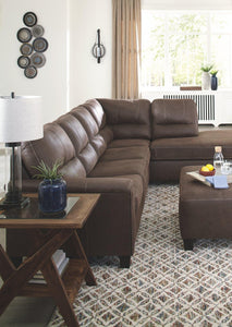 Navi 2Piece Sectional with Chaise 94003S2