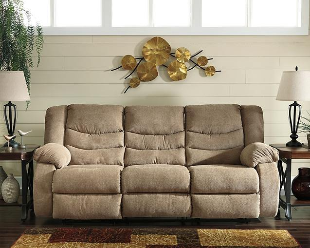 Tulen Reclining Sofa 9860488 By Ashley Furniture from sofafair