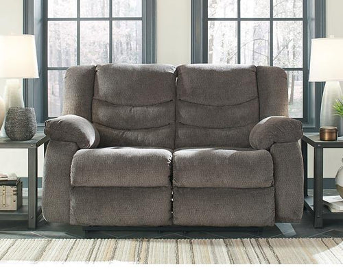 Tulen Reclining Loveseat 9860686 By Ashley Furniture from sofafair