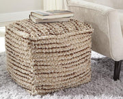 Jorge Pouf A1000829 Living Room Basic Textiles