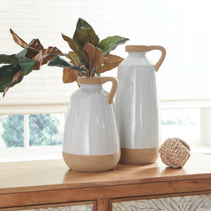 Tilbury Vase Set of 2 A2000111 By Ashley Furniture from sofafair