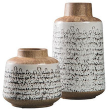Load image into Gallery viewer, Meghan Vase Set of 2 A2000127