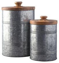 Load image into Gallery viewer, Divakar Jar Set of 2 A2000174