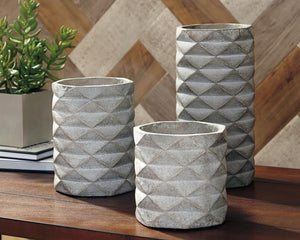 Charlot Vase Set of 3 A2000312 By Ashley Furniture from sofafair