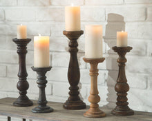 Load image into Gallery viewer, Carston Candle Holder Set of 5 A2000368 By Ashley Furniture from sofafair