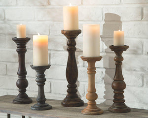 Carston Candle Holder Set of 5 A2000368 By Ashley Furniture from sofafair