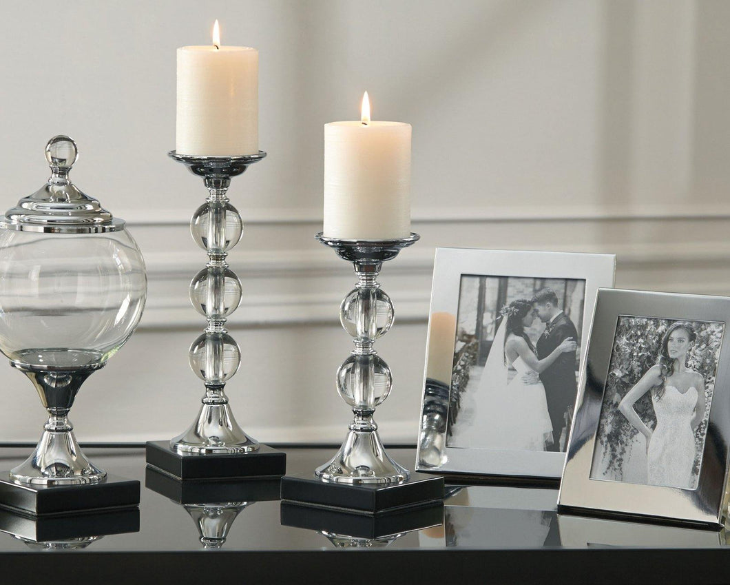 Diella Accessory Set Set of 5 A2C00125 Candles and Candle Holders By Ashley Furniture from sofafair