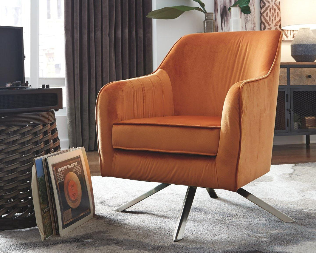 Hangar Accent Chair A3000174 By Ashley Furniture from sofafair
