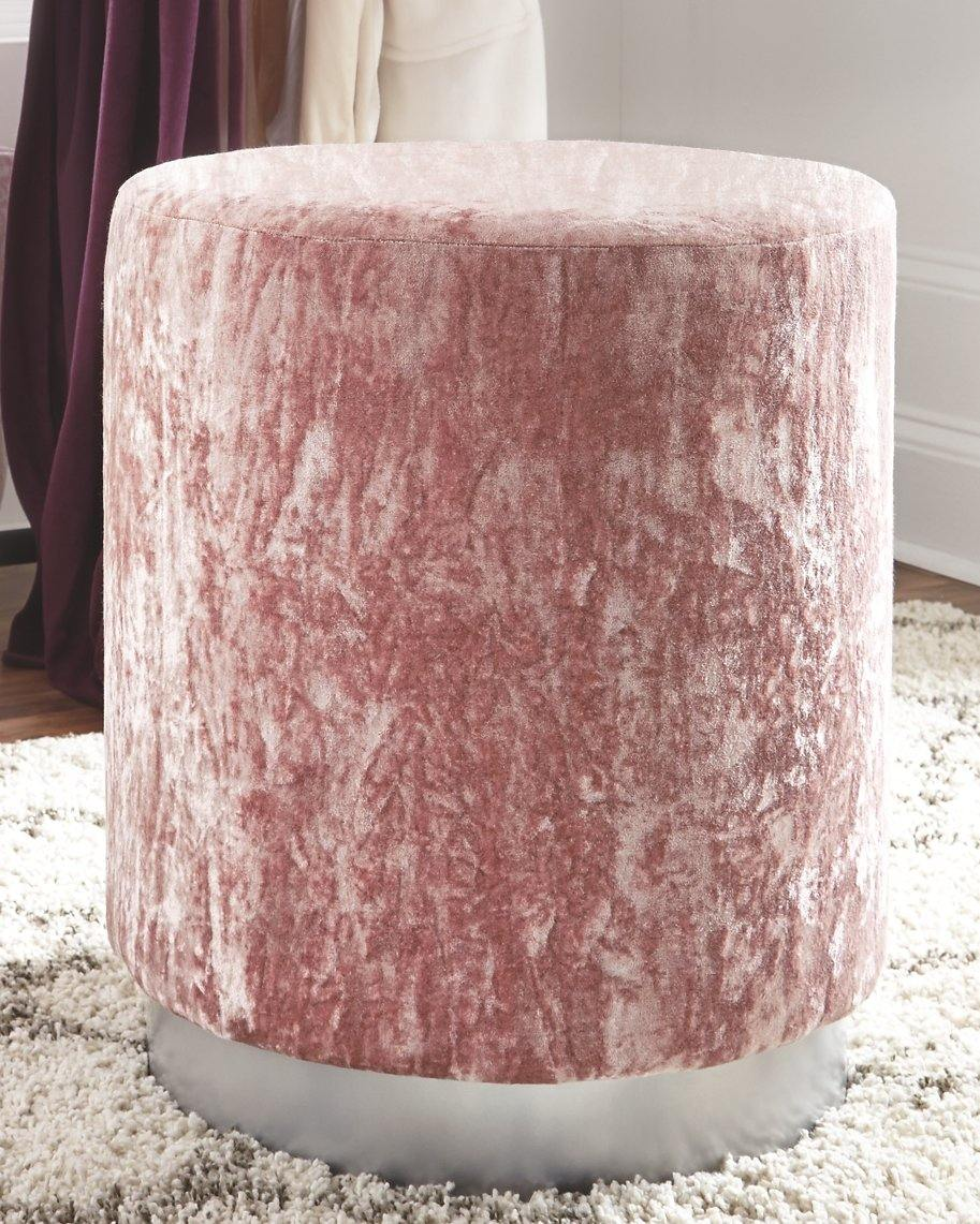 Lancer Accent Ottoman A3000191 By Ashley Furniture from sofafair