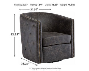 Brentlow Accent Chair A3000202