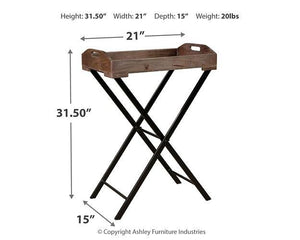 Cadocridge Accent Table A4000019