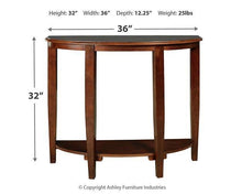 Load image into Gallery viewer, Altonwood Sofa/Console Table A4000123