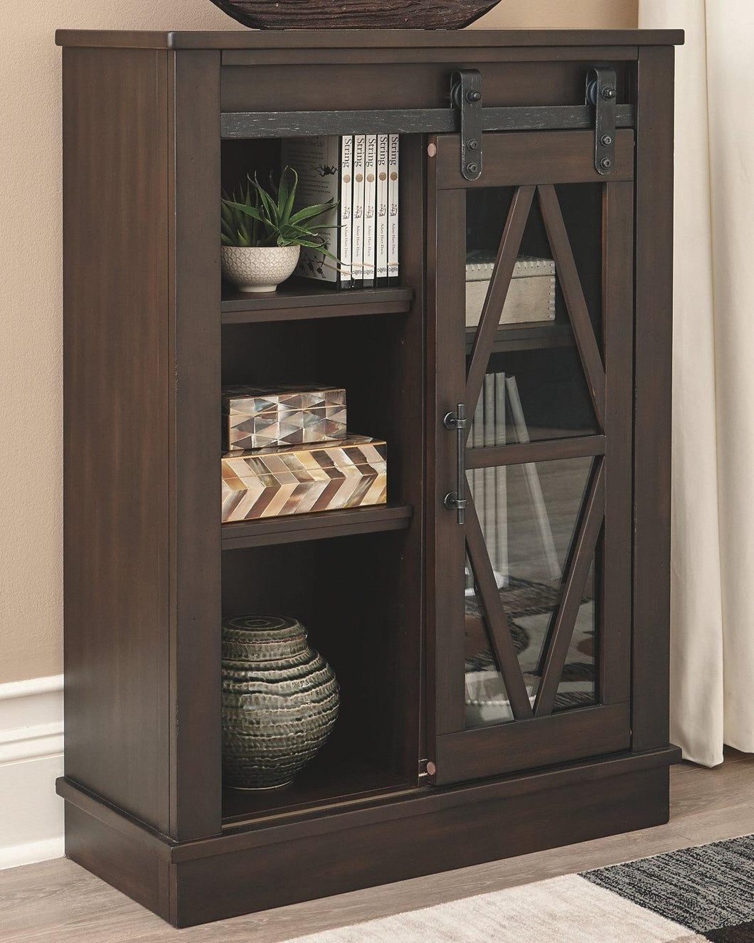 Bronfield Accent Cabinet A4000135 By Ashley Furniture from sofafair