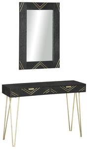 Coramont Console Table with Mirror A4000212