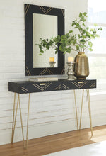 Load image into Gallery viewer, Coramont Console Table with Mirror A4000212 By Ashley Furniture from sofafair