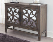 Alvaton Accent Cabinet A4000222 Multi-Room Storage