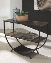Load image into Gallery viewer, Lamoney Sofa/Console Table A4000234 By Ashley Furniture from sofafair