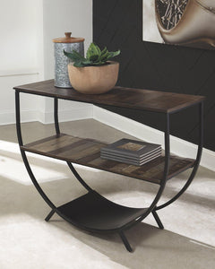 Lamoney Sofa/Console Table A4000234 By Ashley Furniture from sofafair
