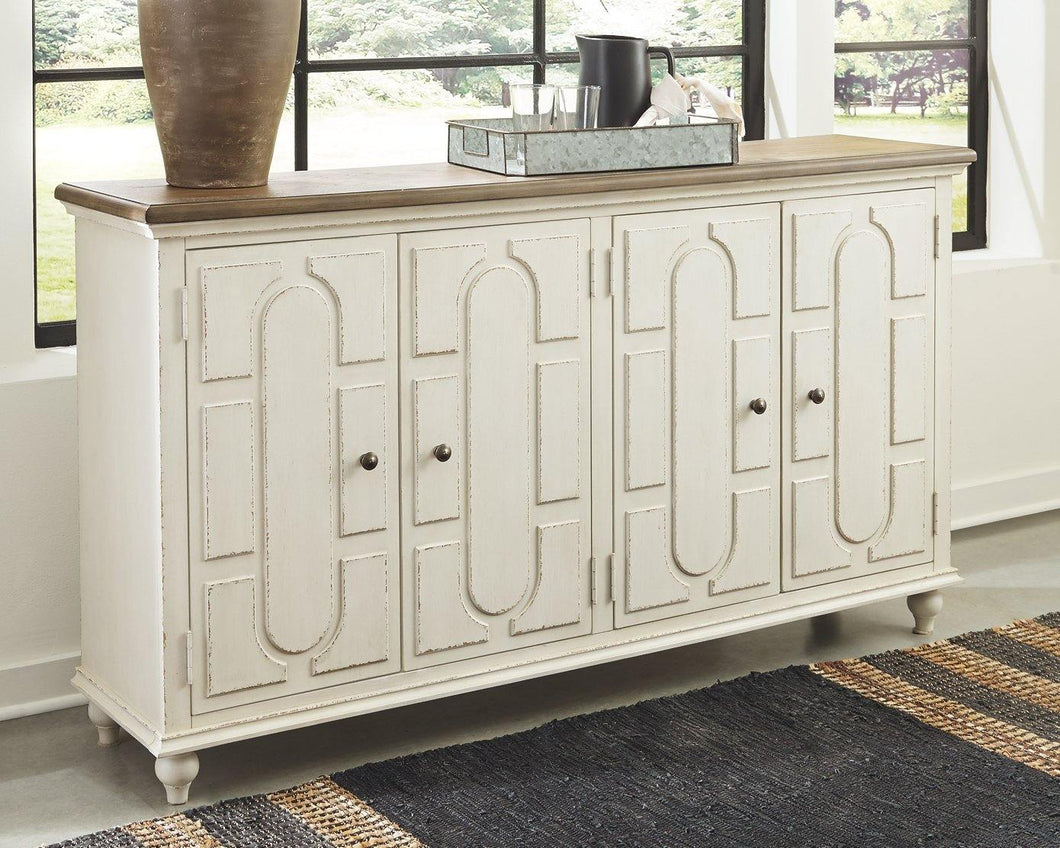 Roranville Accent Cabinet A4000268 By Ashley Furniture from sofafair