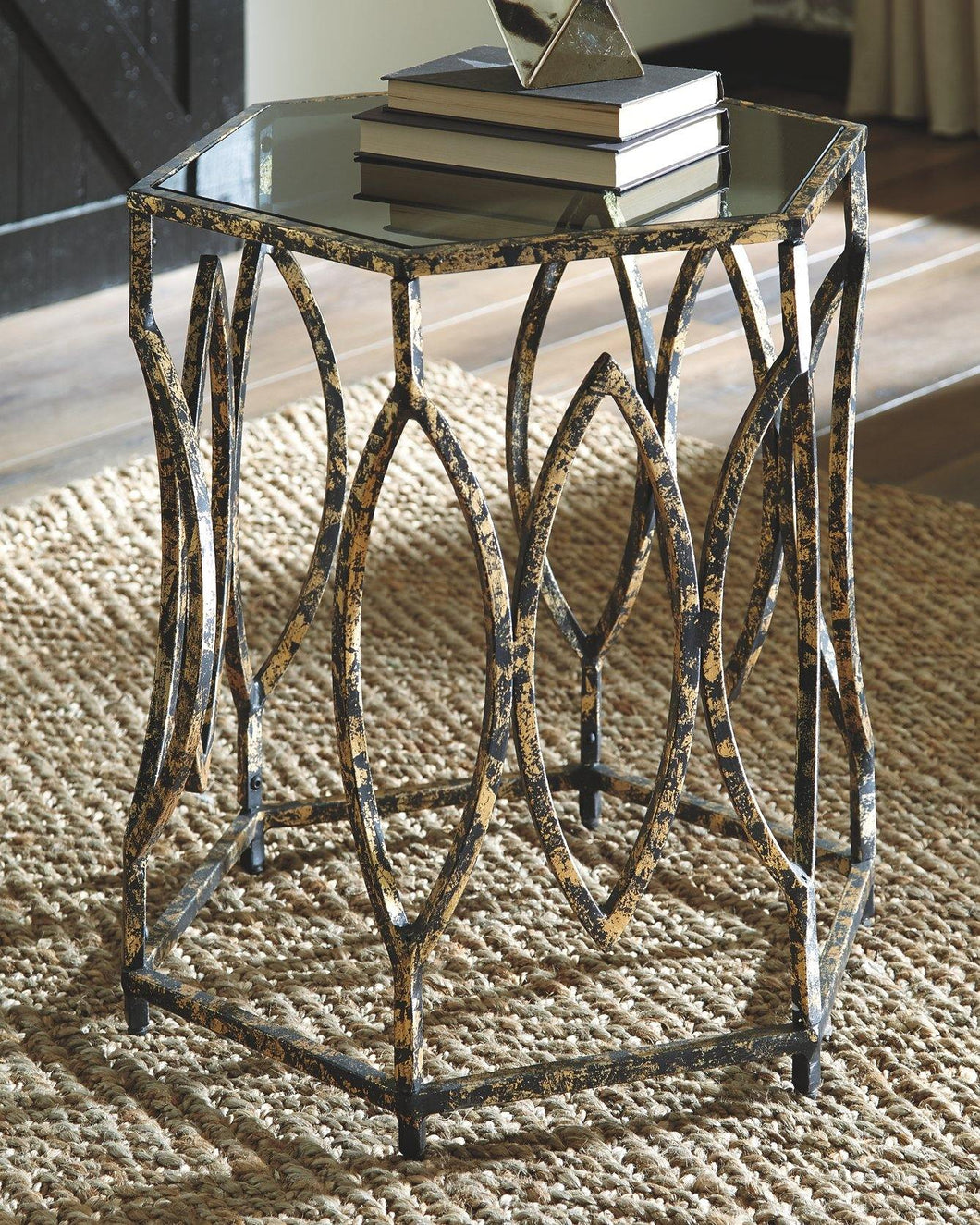 Keita Accent Table A4000273 By Ashley Furniture from sofafair