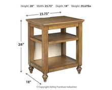 Load image into Gallery viewer, Brickwell Accent Table A4000278