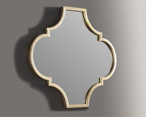 Callie Accent Mirror A8010155 By Ashley Furniture from sofafair