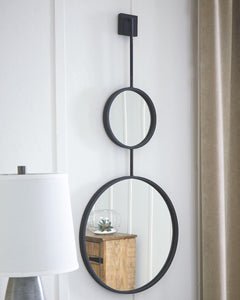 Brewer Accent Mirror A8010166 By Ashley Furniture from sofafair
