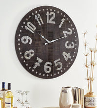 Load image into Gallery viewer, Brone Wall Clock A8010167 By Ashley Furniture from sofafair