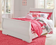 Load image into Gallery viewer, Anarasia Full Sleigh Bed B129B2 Girls Bedroom Furniture By Ashley Furniture from sofafair