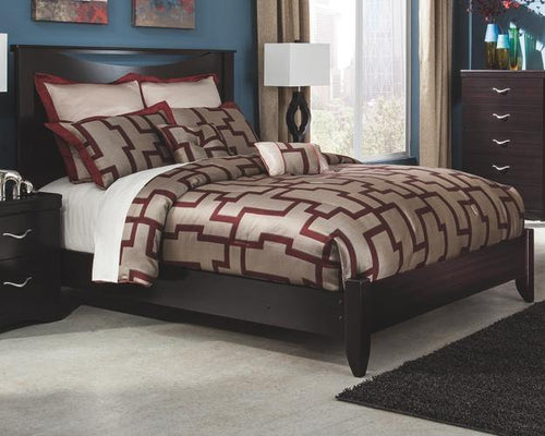 Zanbury Queen Panel Bed B217B2 By Ashley Furniture from sofafair