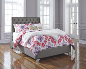 Coralayne Full Upholstered Bed B650B19 By Ashley Furniture from sofafair