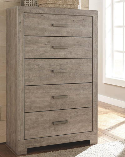Culverbach Chest of Drawers B070-46 By Ashley Furniture from sofafair