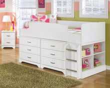 Load image into Gallery viewer, Lulu Nightstand B102-92 Girls Bedroom Furniture