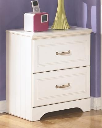 Lulu Nightstand B102-92 Girls Bedroom Furniture By Ashley Furniture from sofafair