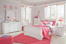 Load image into Gallery viewer, Anarasia Full Sleigh Bed B129B2 Girls Bedroom Furniture