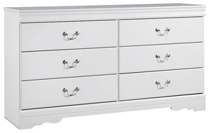 Anarasia Dresser B129-31 Girls Bedroom Furniture